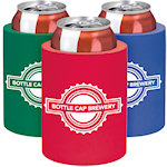 KOOZIE (R) Non Collapsible Can And Bottle Coolers